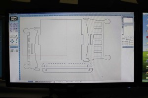Free Dxf Plan Cnc Or Jigsaw Puzzle Plans For Doll Bed