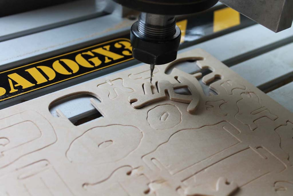 Free dxf Rocking Chair file for wood jigsaw puzzles and CNC machines ...