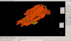modelising the loader cnc file in 3d first in the cad software(cnc Plans)