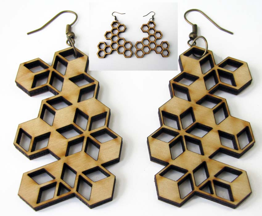 Generous 7 Little Words Puzzle Thick Bible Crossword Puzzles Shaped Bits And Pieces Puzzles Magic Puzzle Free Young Under Saarthal Puzzle 1 YellowWorksheet Periodic Table Puzzles Woodworking Ideas: Wooden Earrings With Your Cnc Machine   Wood ..