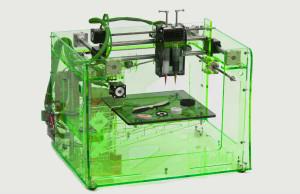 3D printer structure