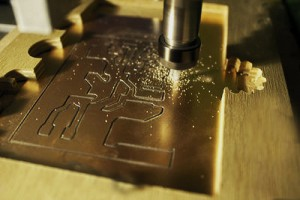 Making PCB with a CNC Mill