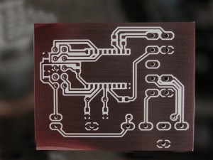 Making PCBs with CNC Mill